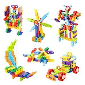 MEIGO STEM Toys Engineering Blocks